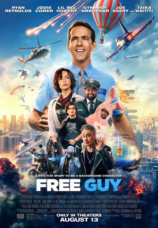 Free Guy official site