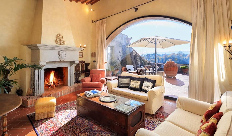 Villa avec jardin et terrasse Casciana Terme Lari