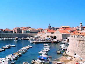 Photo: Dubrovnik - Old harbour