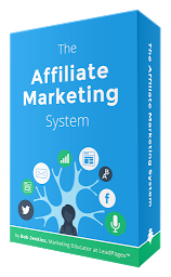Affiliate Marketing System Product Shot