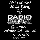 Jazz King Radio Songs, Vol. 24 - 26