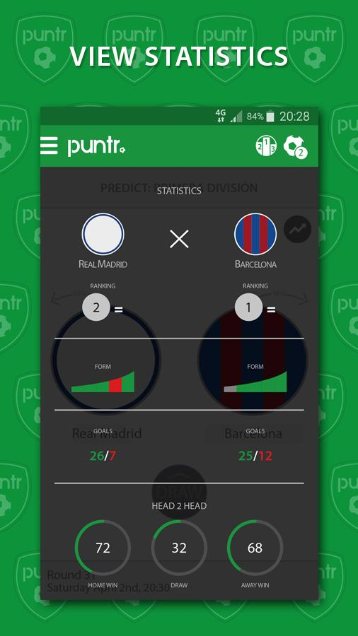Puntr Football- screenshot