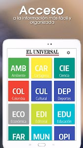 El Universal Cartagena screenshot 9