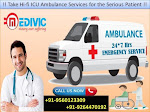 Take Remarkable Emergency Service by Medivic Ambulance in Ranchi