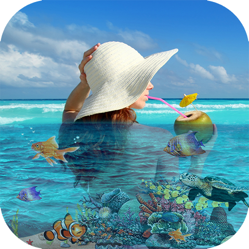 3D Water Photo Effect - Water Photo Editor