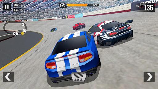 Télécharger Gratuit Jeu voiture réel 3D : Simulateur de course 2020 APK MOD (Astuce) screenshots 1
