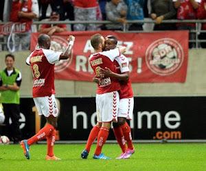 Reims et ses Belges toujours plus proches du Top 4, Nantes avec Limbombé et Coulibaly victorieux