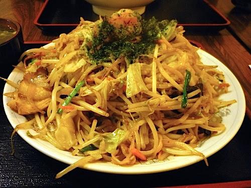 台北美食推薦-中山區日本人在台灣吃的拉麵【美濃屋拉麵】