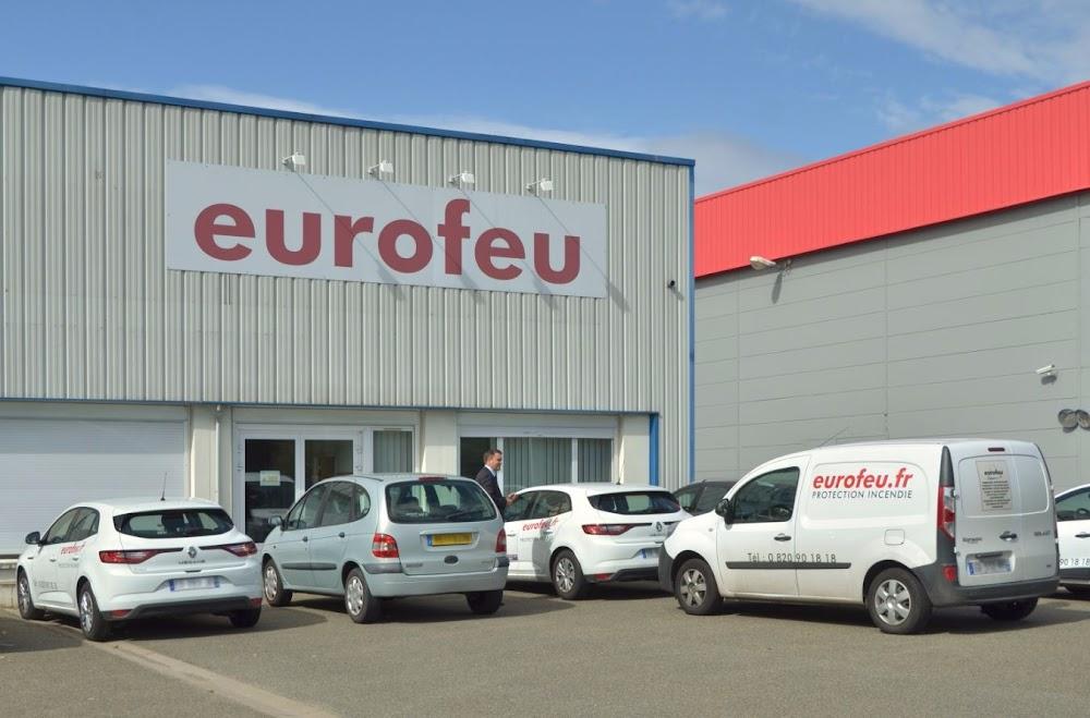 Présentation du groupe EUROFEU