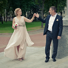 Wedding photographer Elena Naydenova (nanolena). Photo of 08.10.2014
