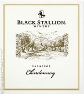 Logo for Black Stallion Winery Estate Chardonnay