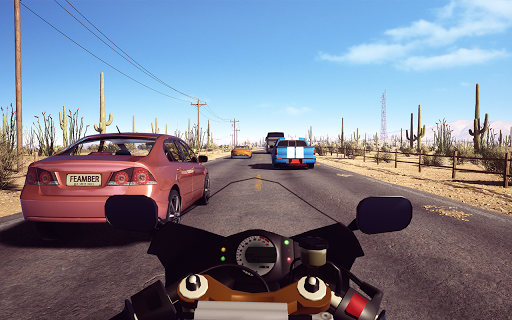 Traffic Fever-Moto 1.03.5008 screenshots 9