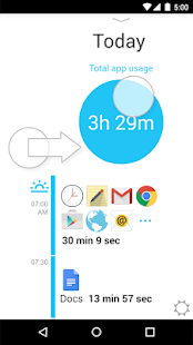 QualityTime - My Digital Diet Screenshot