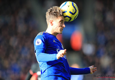 Dennis Praet incertain pour la reprise de Premier League avec Leicester City