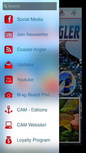 Coastal Angler Magazines