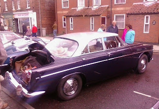 Photo: Beloved of ministers & monarchy,  they were bought & mothballed as there was little to replace them after the Arab oil embargoes of the 70's closed out large car manufacturers.