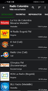 Radio Colombia: Emisoras en Vivo Gratis for PC-Windows 7,8,10 and Mac apk screenshot 8