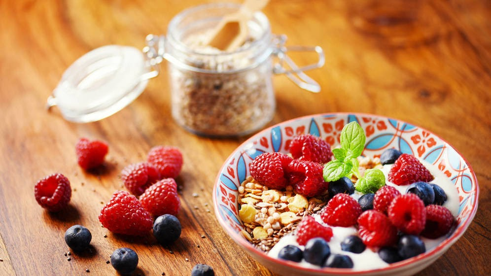 desayuno saludable