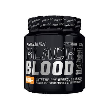 BiotechUSA Black Blood Nox+ - Blood Orange