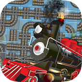 Crazy Train Puzzle League