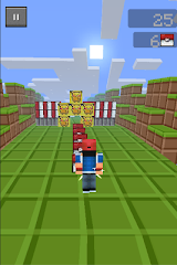Pixelmon Runner Apk Download Free for PC, smart TV