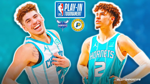 Sliding Hornets, LaMelo Ball face play-in tournament's perils and possibilities