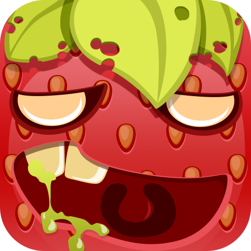 Zombie Fruit Harvest LOGO-APP點子