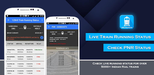 Pnr Status website is get live pnr status form indian railway website