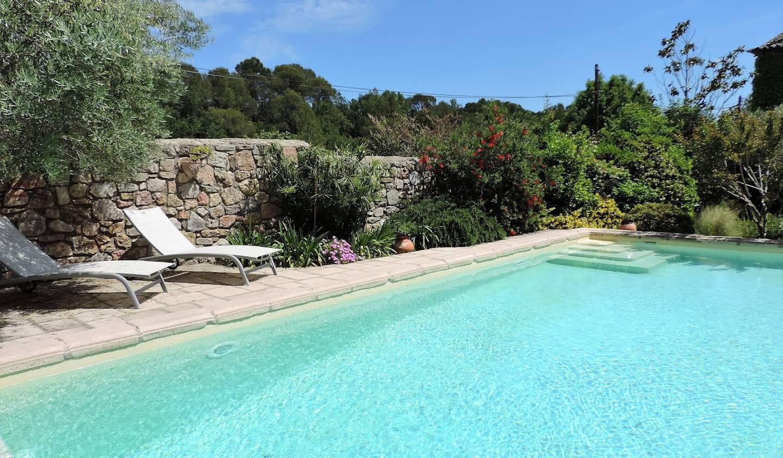 Maison avec piscine et jardin Lorgues