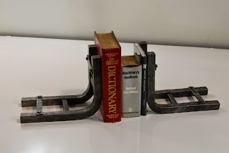 Photo: Bookends by Warner