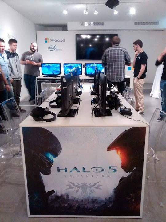 Halo 5: Guardians Night