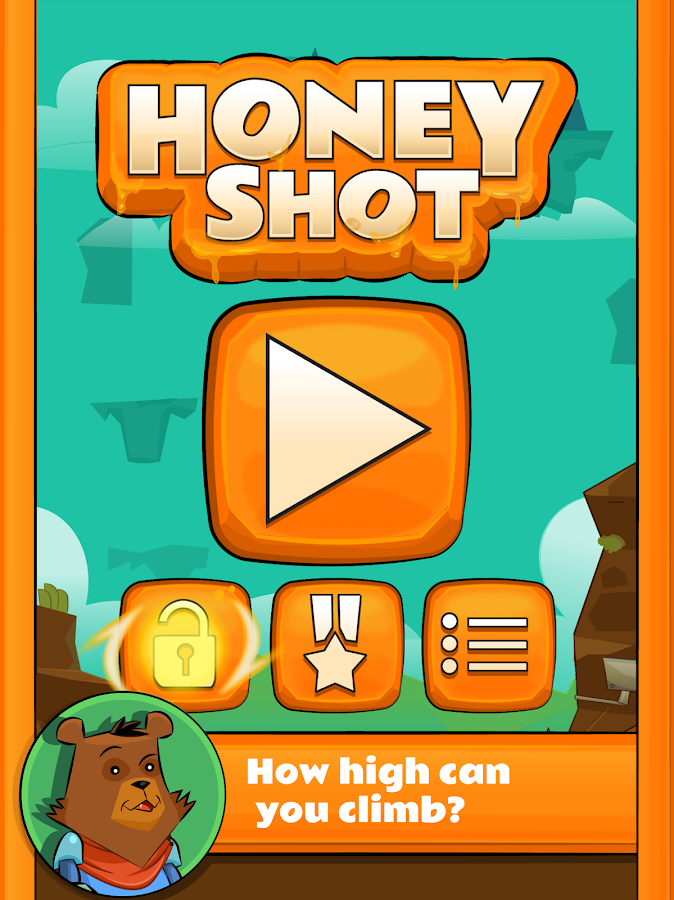 Honey Shot- screenshot