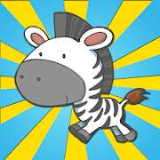Little Zebra Shopper Gold 2.0