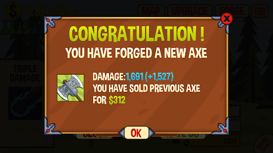Axe Clicker- screenshot thumbnail