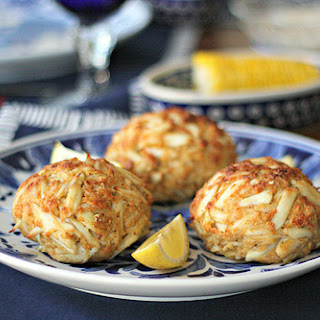 Baltimore Crab Cakes.