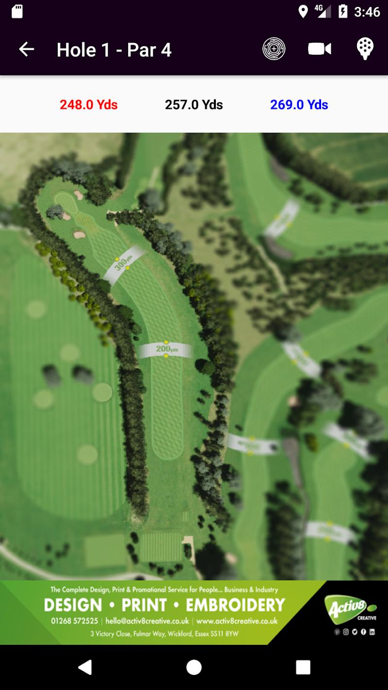 Скриншот Abridge Golf & Country Club