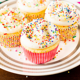 Vanilla Cupcakes Without Milk Recipes.