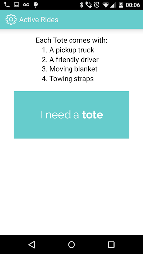 Tote -Your friend with a truck