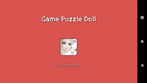 Cute And Beautifull Doll Game Puzzle android2mod screenshots 1