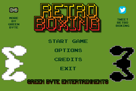 Retro Boxing