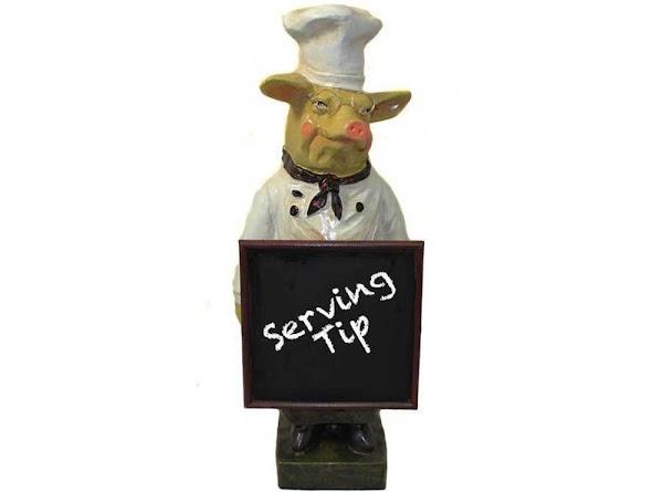 Serving Tip: Serve with crisp corn tostadas, avocado and lettuce for a light meal,...