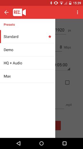 Rec. (Screen Recorder) screenshot 3