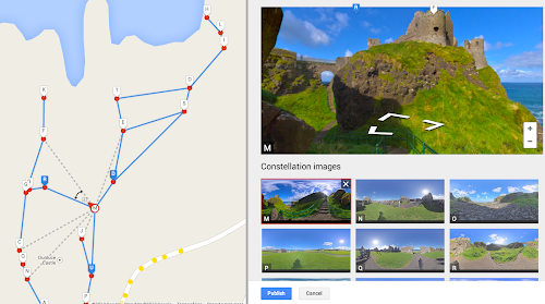 Views and Photo Sphere - Google Maps Help