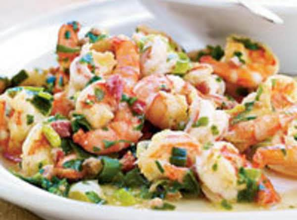 Shrimp And Pancertta Recipe