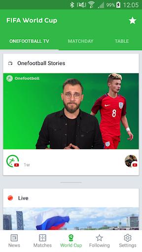 Onefootball - World Cup News  2