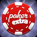 Poker Extra - Texas Holdem Casino Card Game icon