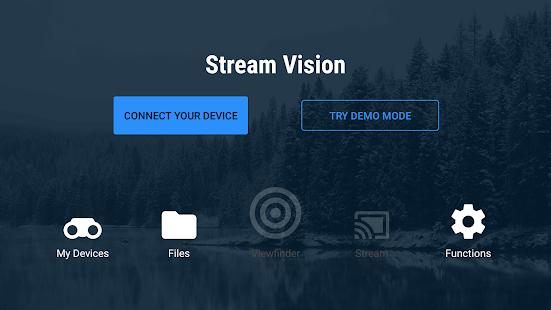 Stream_Vision - náhled