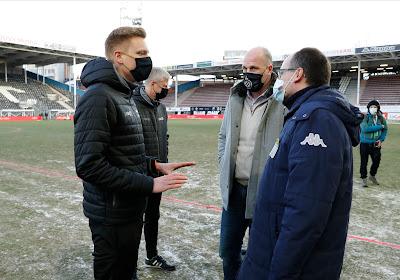 Quand la rencontre à Charleroi sera-t-elle jouée ? Le calendrier du Club est déjà bien chargé