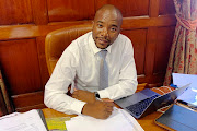 DA leader Mmusi Maimane has called for a 'split' in the ANC.