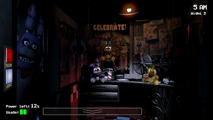 Five Nights at Freddy's Screenshot Image